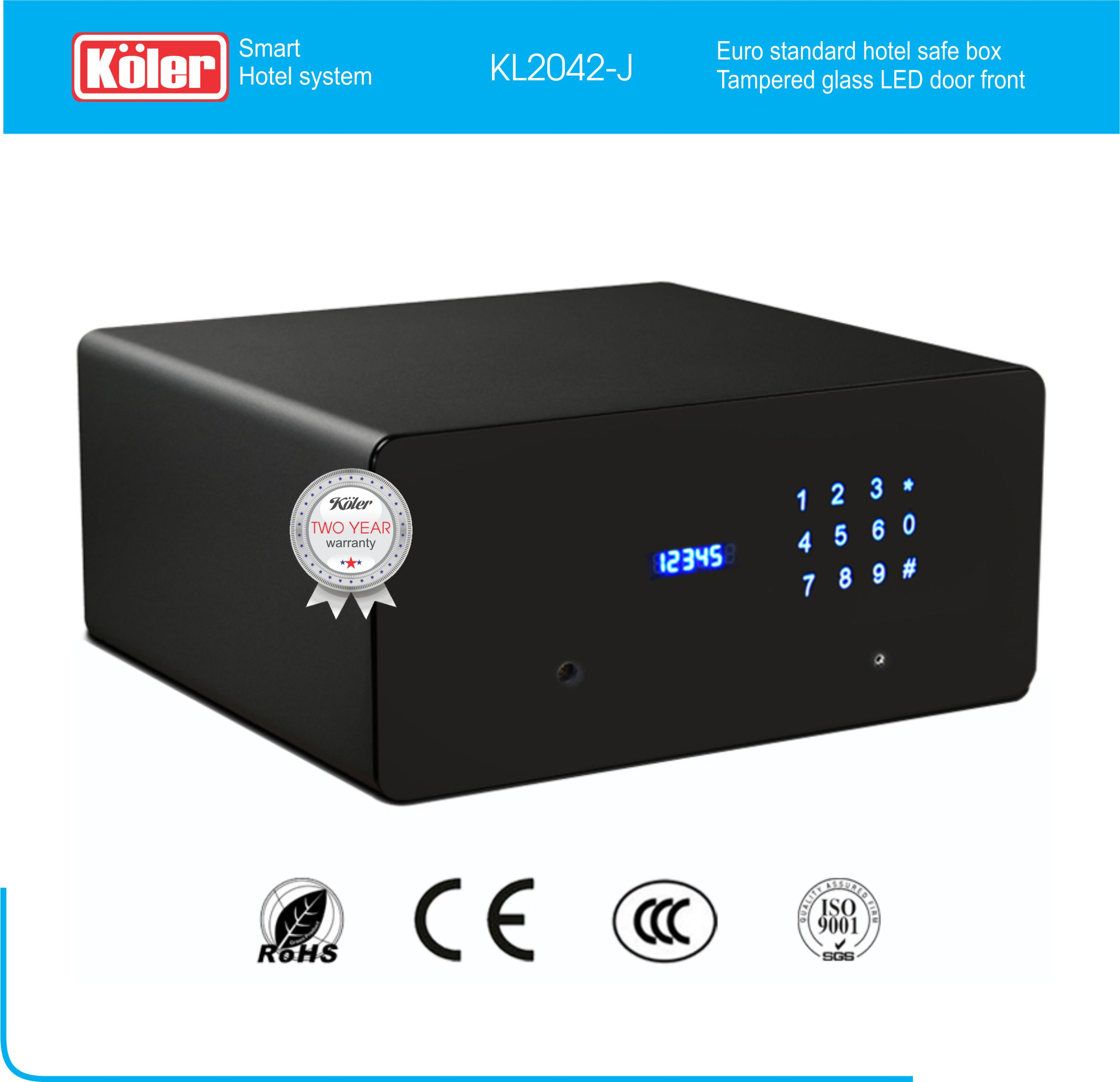 Safe box KL2042-J